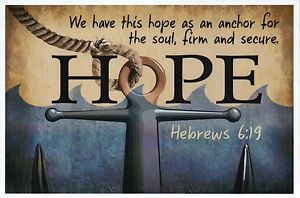 hope is anchor